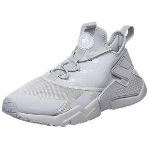 Nike Huarache Drift (GS), Baskets garçon, Gris (Wolf Grey/White 003), 38 EU