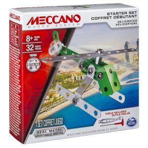 Meccano Coffret débutant Hélicoptère