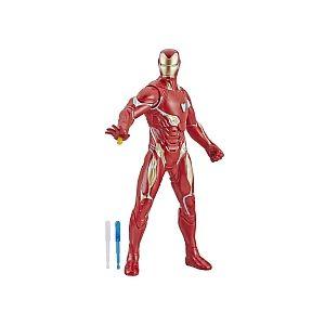 Hasbro Figurine Sonore 33 cm - Avengers Endgame - Iron Man