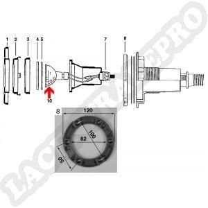 Procopi 786701 - Ampoule à baïonette de projecteur halogène Cofies
