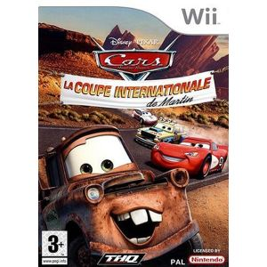Cars : La Coupe Internationale de Martin [Wii]