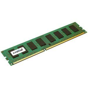 Crucial CT51264BD186DJ - Barrette mémoire DDR3 4 Go 1866 MHz CL13