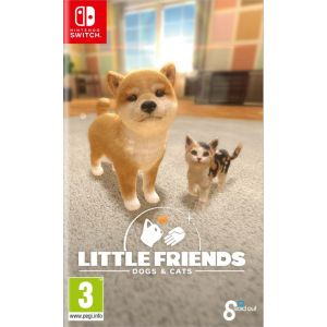 Little Friends: Dogs and Cats [Switch]