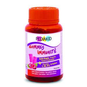 Laboratoires Ineldea Gommes Immunité - 60 oursons