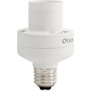 Otio Douille télécommandée avec variateur DTV-8004 - Douille télécommandée avec variateur DTV-8004 - Compatibilité : émetteurs de la gamme - Fréquence de réception radio : 433.92MHz - Code tournant - Alimentation : 230V~50Hz.