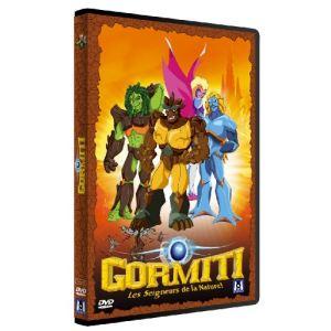 Gormiti - Saison 1 - Volume 1 : Les Seigneurs de la Nature !