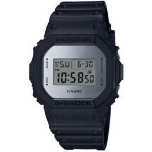 Casio G-Shock Montre Homme Résine Noir DW5600BBMA-1ER