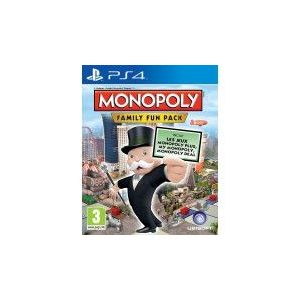 Monopoly Family Fun Pack [PS4]
