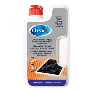 Clearit Creme nettoyante pour plaques vitrocéramiques et induction 250 ml