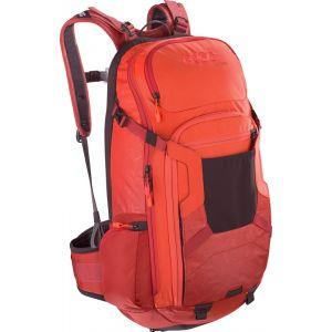 Evoc FR Trail - Sac à dos Homme - 20L orange/rouge S Sacs à dos vélo