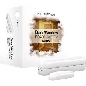 Fibaro Door/Window - Détecteur d'ouverture sans fil pour système Fibaro