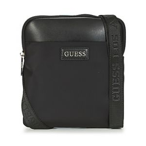 Guess Sacoche NEW MILANO MINI CROSSBODY FLAT Noir - Taille Unique