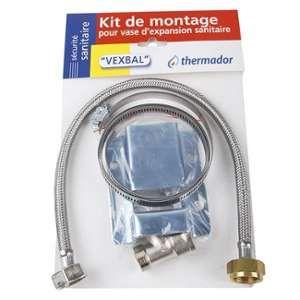 Thermador Kit de branchement Zkvex pour Vexbal - Vase de 5L à 12L