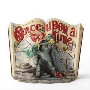 Enesco Figurine Disney Tradition Storybook La Petite Sirène