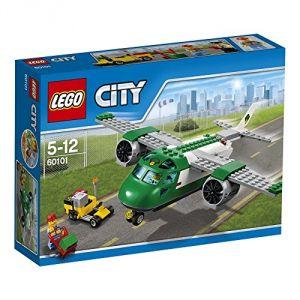 Lego 60101 - City : L'avion cargo