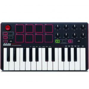 Akai MPK Mini - Clavier maître MIDI 25 touches