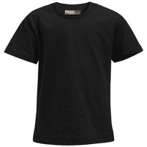 Promodoro T-shirt Premium Enfants, 140, noir