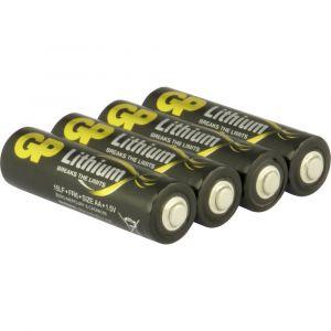 GP Batteries 1x4 Gp Lithium Mignon 1,5v Aa 07015lf-c [Piles]