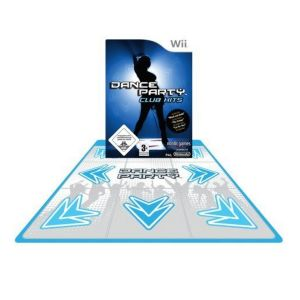 Dance Party Club Hits - Jeu + tapis [Wii]