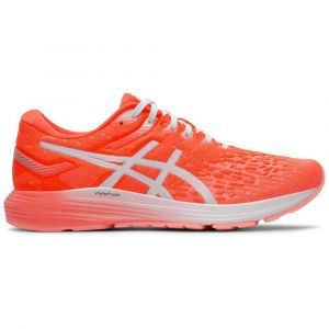 Asics Running Dynaflyte 4 - Flash Coral / White - Taille EU 42