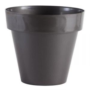 Pot rond en plastique Ø32 cm