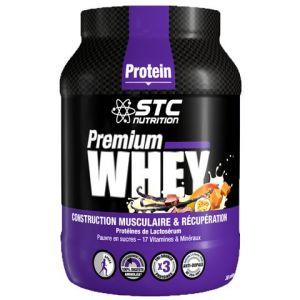 Scientec nutrition Whey proteine - Pour la construction et la récupération saveur Chocolat