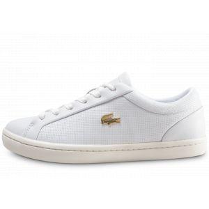 Lacoste Straightset 119 2 Cfa chaussures Femmes blanc T. 36,0