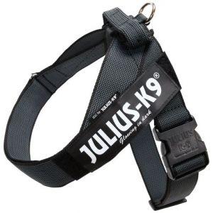 Julius K9 Harnais IDC-Belt Color & Gray Noir, Taille 2