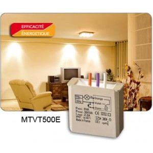 Yokis MTVT500E - Télévariateur temporisé encastrable 500W