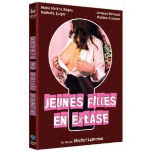 DVD - réservé Jeunes filles en extase