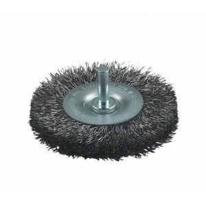 Bosch 2608622007 - Brosse circulaire Ø 8 mm fils ondulés 75x0.3 mm