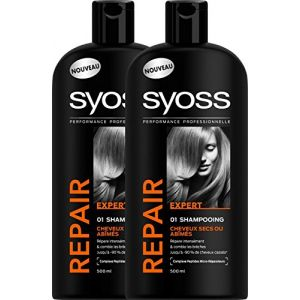 Saint Algue Syoss Repair Expert - 01 Shampooing cheveux secs ou abîmés - 500 ml
