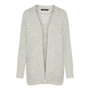 Vero Moda Chandails Vero-moda No Name L/s - Light Grey Melange - L