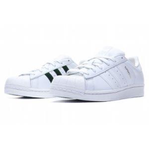 Adidas Superstar Basket Mode Homme, Blanc (Balcri/Veruni/Negbás 000), 36 2/3 EU