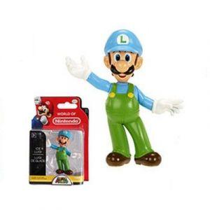Abysse Corp Luigi de glace - Micro figurine Nintendo