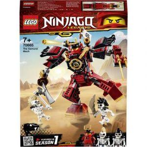 Lego Ninjago Le robot samouraï - 70665