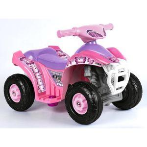Feber Quad électrique Racing Girl