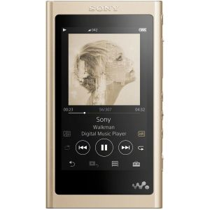 Sony NW-A55 - Lecteur Audio MP3 16Go Doré