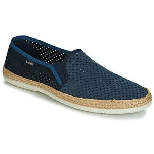Victoria Espadrilles Bamba By ANDRE ELASTICOS ANTELINA PIC bleu - Taille 40