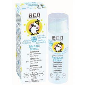 Eco Cosmetics Crème Solaire Neutre Baby SPF 50+