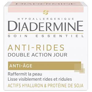 Diadermine Crème anti-rides double action jour