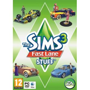 The Sims 3: Fast Lane Stuff [import anglais] [PC]