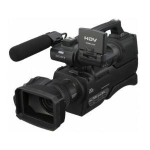 Sony HVR-HD1000 : Caméscope HD semi-professionnel Mini DV