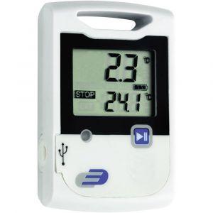 TFA Dostmann Enregistreur de données de température TFA 311048 Unité de mesure température -30 à 60 °C Avec étalonnage d'usin