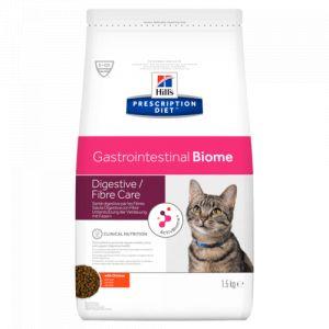 Hill's 1,5kg Gastrointestinal Biome - pour chat