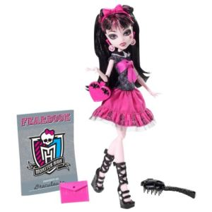 Mattel Monster High Draculaura Photo de classe