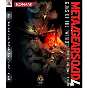 Metal Gear Solid 4 : Guns of the Patriots [PS3]