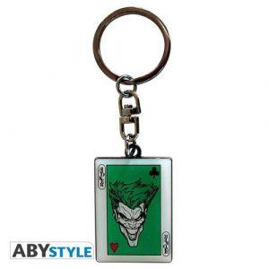 Abysse Corp Porte-clés - DC Comics - Carte Joker