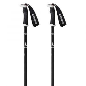 Atomic Bâtons de ski Amt Sqs - Black / White - Taille 105 cm