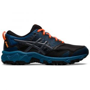 Asics Trail running Gel Fujitrabuco 8 Gs - Directoire Blue / Carrier Grey - Taille EU 34 1/2